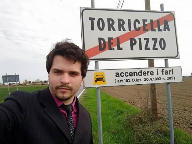 Diego Sottili italo-basiliano  incontra il sindaco di Torricella terra natia del suo bisnonno di  Gian Carlo Storti