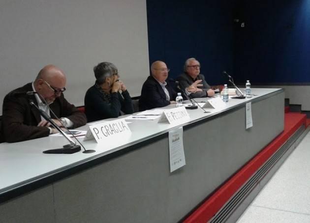 (Video) A Cremona il convegno La democrazia in Europa Intervengono  Pezzoni, Graglia, Pezzini e Bocchi