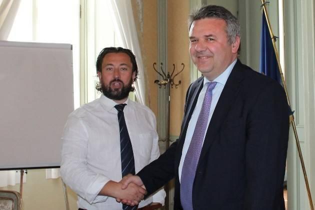 A Cremona, Davide Viola è il nuovo Presidente della Provincia