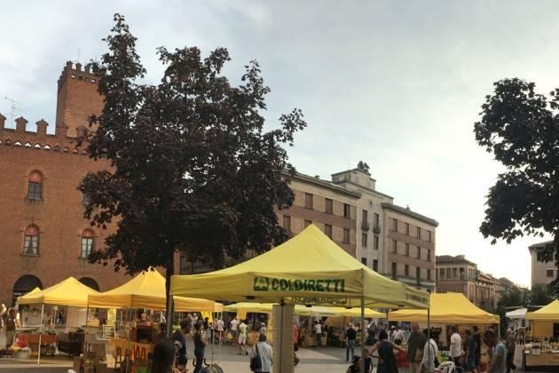 Cremona, Coldiretti: in Piazza Stradivari le eccellenze salvate dal terremoto