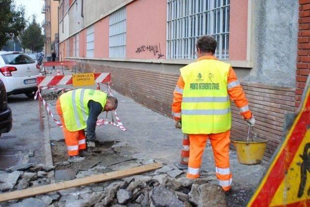 cremona lavori di manutenzione ordinaria in diverse vie