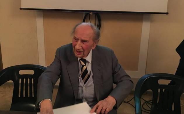 Mario Coppetti ed i suoi 103 anni di Giorgio Barbieri