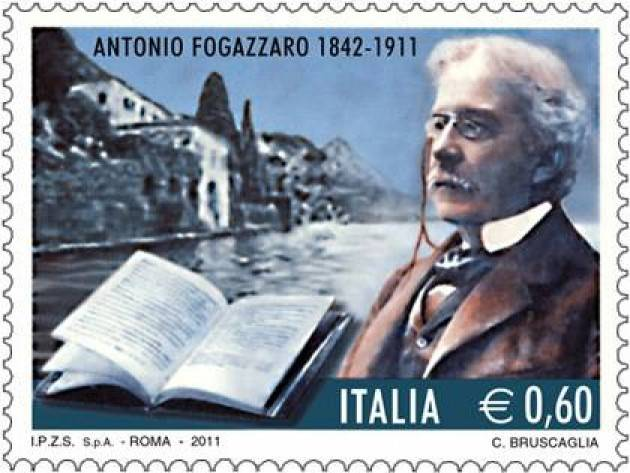 Filatelia Chi è  Antonio Fogazzaro amico del Vescovo Bonomelli di Giorgio Barbieri (Cremona)
