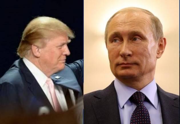 Presto un incontro fra Putin e Trump nella Repubblica Ceca ?