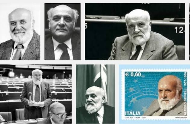 L'Europa e l'attuale crisi globale politica e ambientale di Benito Fiori (Cremona)