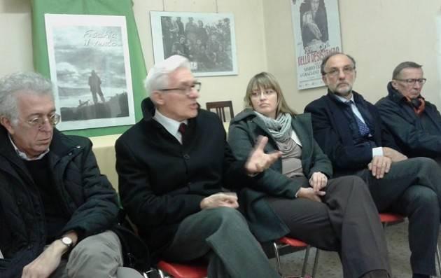 (Video) I Democratici per il NO Corada, Bodini e Corsini spiegano le ragioni del loro voto