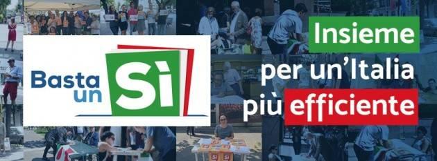 Basta un SI le ulteriori iniziative del PD Cremonese Verso il Referendum del 4 dicembre