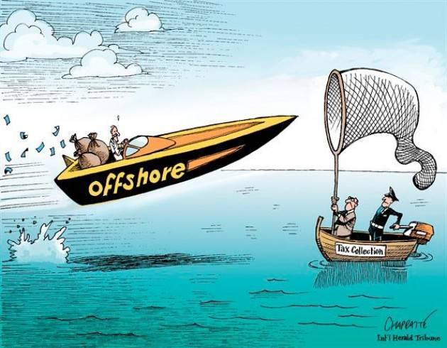 Pianeta migranti. Paradisi fiscali e migranti economici.