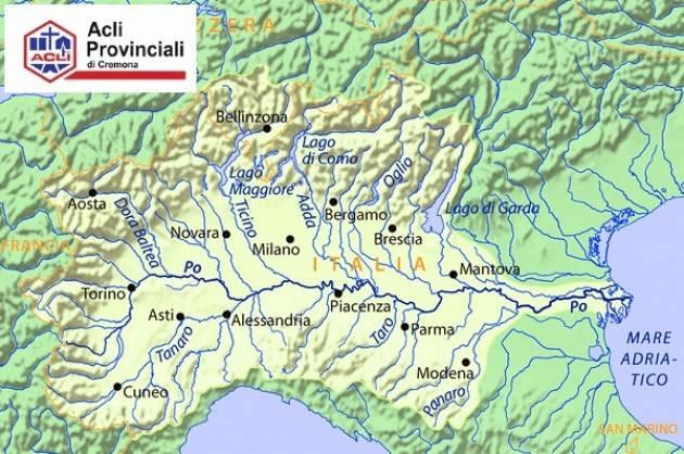Le ACLI di Cremona a 'Tutela dell'ecosistema del Po'  Calendario del percorso