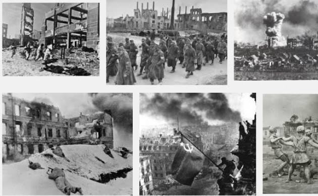 AccaddeOggi  23 novembre 1942 – Battaglia di Stalingrado - I carri armati dell'Armata Rossa  sconfiggono i tedeschi