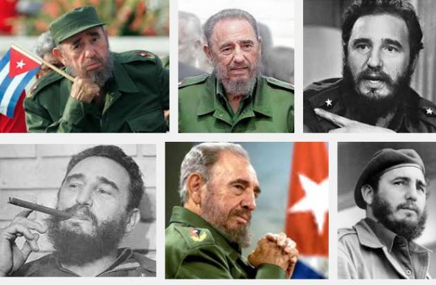 Hasta la victoria siempre  Fidel Castro e noi giovani comunisti di Gian Carlo Storti