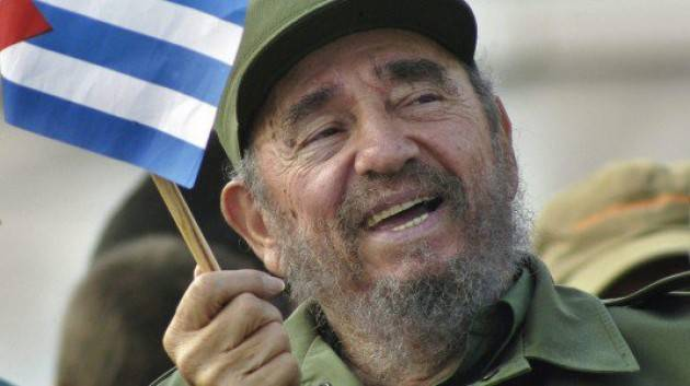 Addio compagno Fidel di Fenaroli Sergio