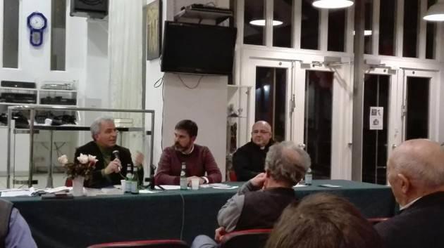 Hannover Sinergie tra Comites e Missione Cattolica Incontro con l'Eurodeputato Fabio De Masi