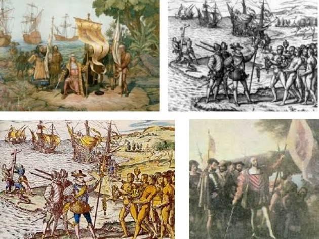 AccaddeOggi  5 dicembre 1492 – Cristoforo Colombo è il primo europeo a mettere piede sull'isola di Hispaniola)