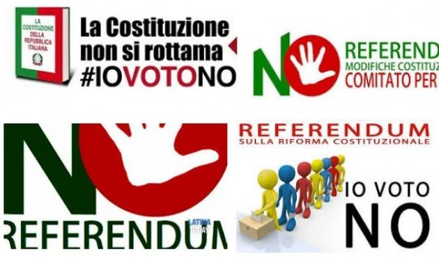 Referendum Vince la Costituzione, la Democrazia , la Sovranità Popolare di 'L'ALTRA EUROPA CON TSIPRAS'