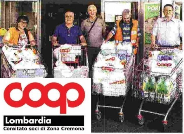 A Milano premiata la Coop Lombardia per la spesa a domicilio agli anziani. Anche Cremona è interessata.