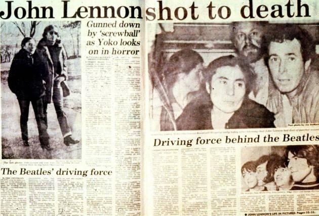 (Video) AccaddeOggi 8 dicembre 1980 – Mark David Chapman uccide l'ex Beatle John Lennon