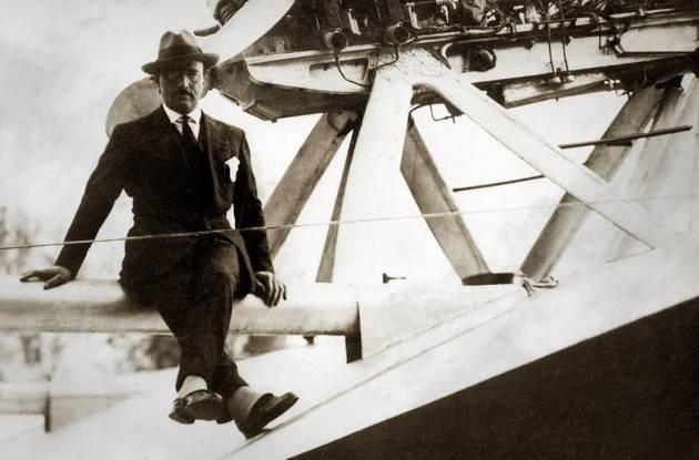 La Memoria dell'Ing. Alessandro Marchetti rivive nell'idrovolante della Crociera Atlantica del Decennale