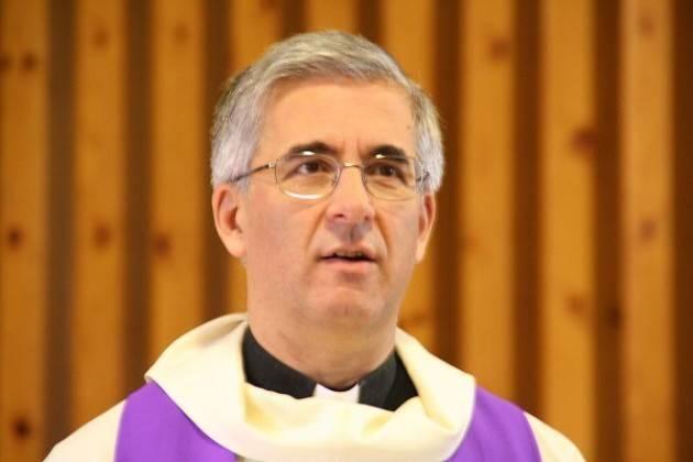 Messa di Natale con il vescovo Napolioni alla Ballarini di Rivarolo Mantovano