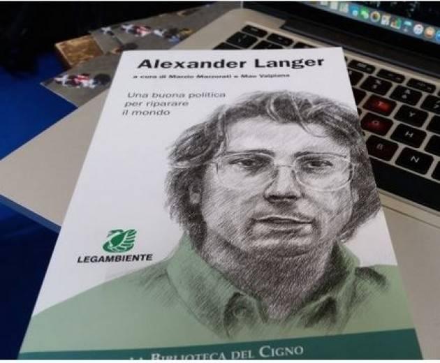 Audio isola dovarese conferenza su alexander langer di for Alexander isola