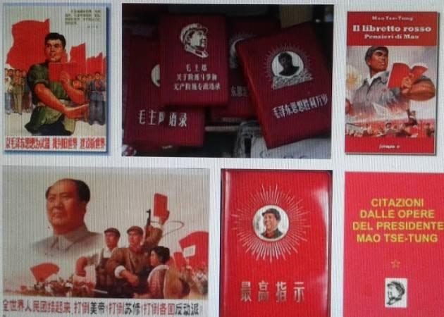 AccaddeOggi 16  dicembre 1966 – Il Libretto rosso di Mao viene pubblicato a Pechino