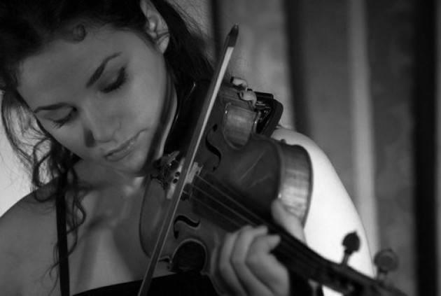 In ricordo della violinista Greta Medini  di Luca Galileo Cristofoletti vice presidente ANLAI