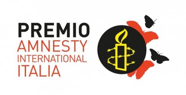 Premio Amnesty Alla ricerca della canzone anno2017 sui diritti umani