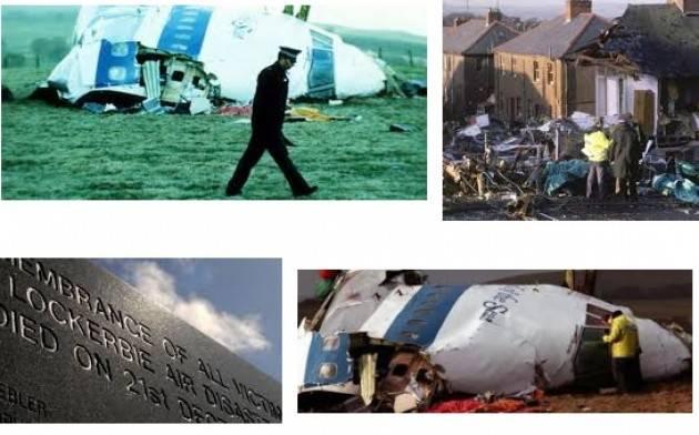 AccaddeOggi 21 dicembre 1988  Una bomba esplode  a bordo  aereo sui  cieli di Lockerbie in Scozia, 270  morti