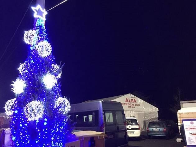 La Federazione Italiana Cuochi ad Amatrice per la cena di Natale