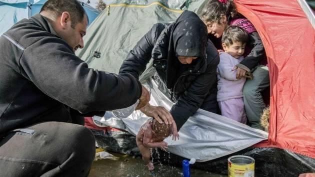 Pianeta Migranti. Il presepio è dei rifugiati e dei migranti
