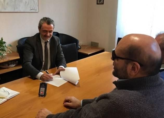 Uisp-Unione Ciechi Firmato un protocollo d'intesa
