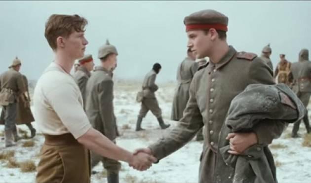 AccaddeOggi 24 dicembre 1914 - Prima guerra mondiale: Ha inizio la 'Tregua di Natale'