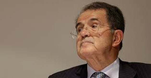 AccaddeOggi 27dicembre 2003-Un libro-bomba esplode nell'abitazione di  Romano Prodi Presidente UE