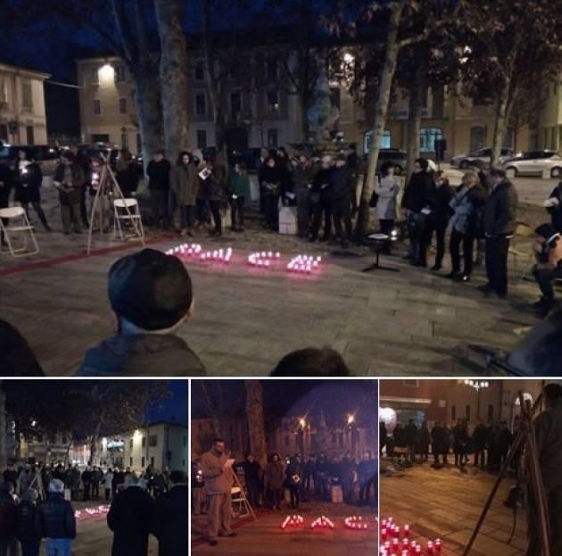 Castiglione delle Stiviere (Mantova) Testimonianza di pace per Aleppo