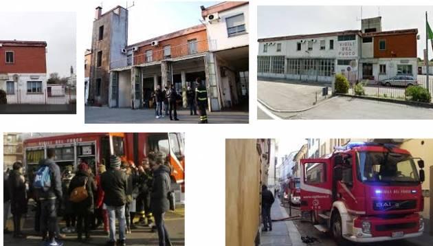 Crema Caserma dei Vigili del Fuoco in via Macallè, confermata l'area offerta da Scrp