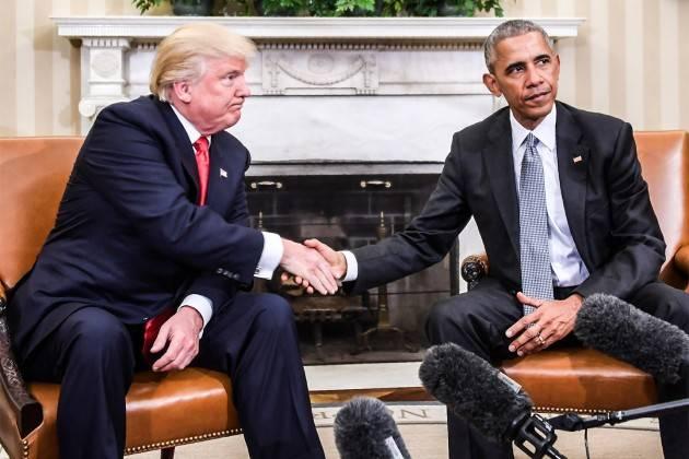 Usa Obama lascia il il cerino accesso nelle mani di Trump