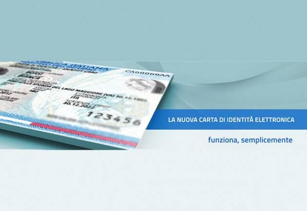 A Monza arriva la nuova Carta d'Identità elettronica