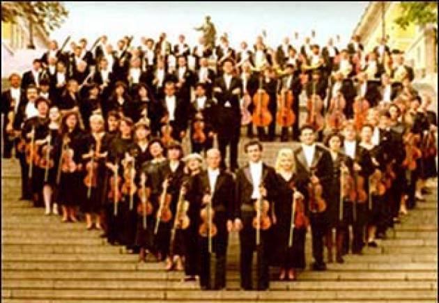 Odessa Philharmonic Orchestra al Teatro alle Vigne