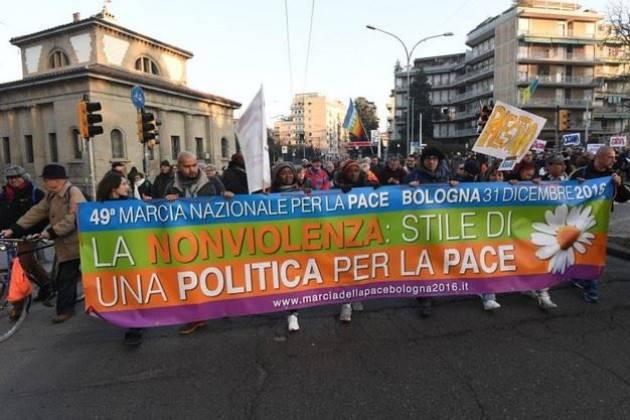 Le Acli di Cremona alla marcia della Pace di Bologna