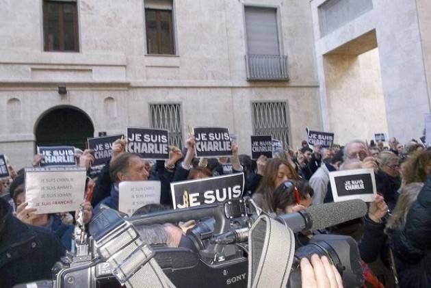 AccaddeOggi 7 Gennaio 2015   anniversario degli attachi a CharlieHebdo a Parigi