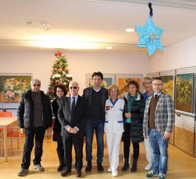 Il Sindaco Galimberti in visita a 'Cremona Solidale'