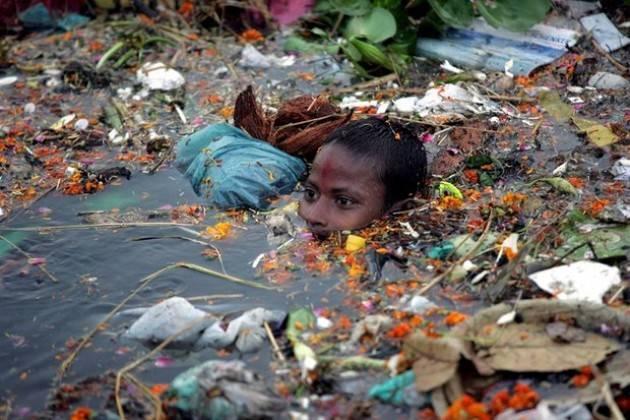 India Delhi: è emergenza inquinamento