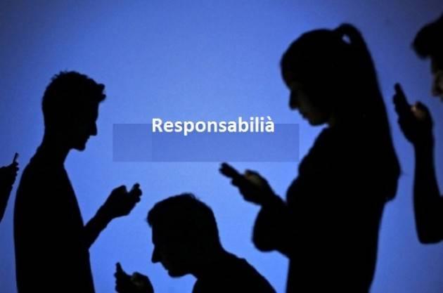 Ci vuole più responsabilità di Francesco Lena