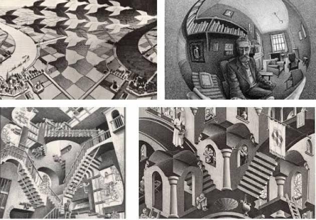 Milano A Palazzo Reale Proroga Per La Mostra Di Escher