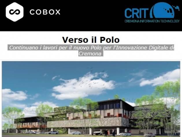 Tecno Verso il completamento del polo tecnologico di Cremona