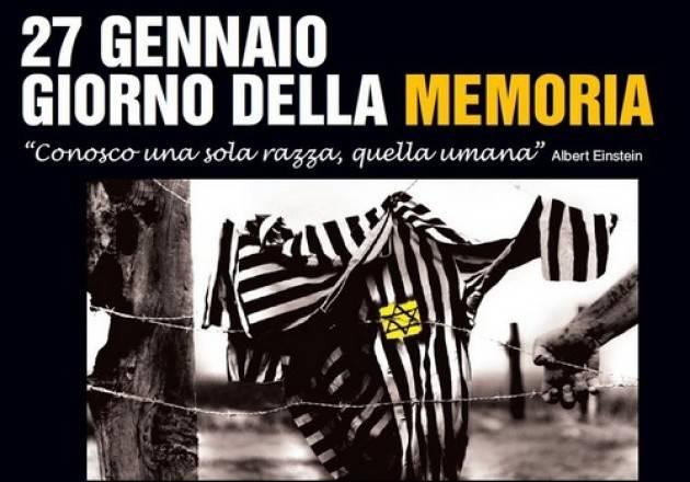 Giorno della Memoria Anche un libro ,una lettura per ricordare 'L'Olocausto' di Giorgino Carnevali