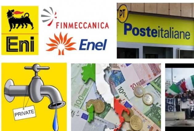 Braccio di ferro con la UE su Bilancio. Il governo punta sulle privatizzazioni