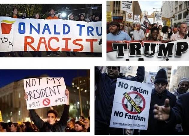Stop agli immigrati in Usa, tutti contro Trump