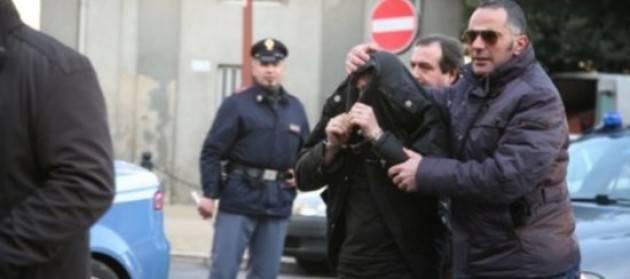 Busto Arsizio - Arrestato trentenne per resistenza a pubblico ufficiale