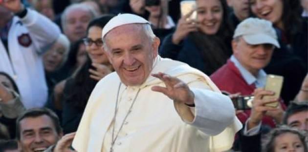 Papa Francesco - 25 marzo al Parco di Monza